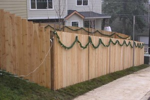 Photo #18: Fence Installation or Fence Damage/ Repair