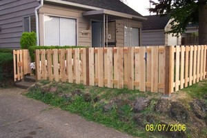 Photo #16: Fence Installation or Fence Damage/ Repair