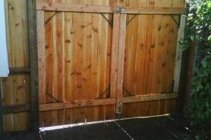 Photo #14: Fence Installation or Fence Damage/ Repair