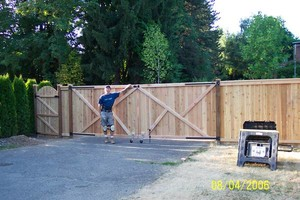 Photo #13: Fence Installation or Fence Damage/ Repair