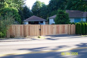 Photo #12: Fence Installation or Fence Damage/ Repair