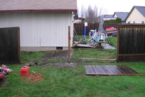 Photo #8: Fence Installation or Fence Damage/ Repair