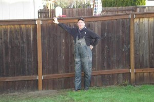 Photo #7: Fence Installation or Fence Damage/ Repair