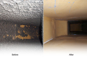 Photo #1: AIR DUCT & DRYER VENT CLEANING