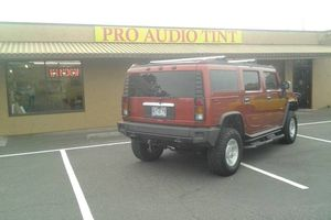 Photo #4: WINDOW TINTING AND PAINT PROTECTION WE ARE OPEN ON MOST HOLLIDAYS