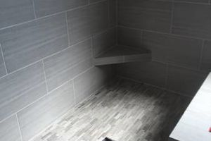 Photo #6: PROFESSIONAL TILE INSTALL: Shower, Bath, Floors