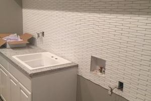 Photo #5: PROFESSIONAL TILE INSTALL: Shower, Bath, Floors