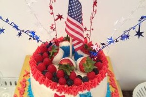 Photo #7: Doreens Delights custom birthday cakes for parties and special occasi