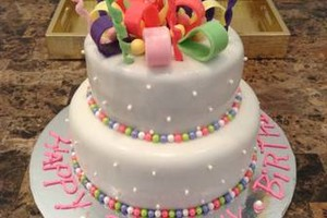 Photo #6: Doreens Delights custom birthday cakes for parties and special occasi