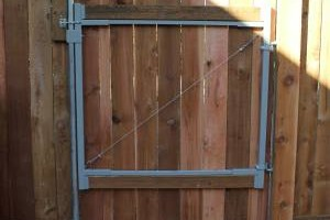 Photo #1: BUILD NEW FENCE or REPAIR OLD