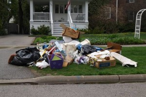Photo #1: GALLAGHERS JUNK REMOVAL LLC. LOW RATES! FREE ONSITE BIDS!