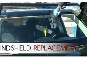 Photo #1: Ruben's Auto Glass. Windshield repair