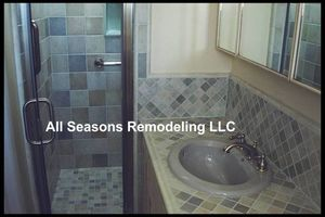 Photo #1: HOME REMODELING - TILE, CABINETS, REPAIR