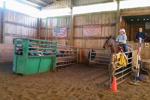 Photo #11: Riding/roping/daubing lessons