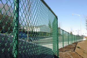 Photo #22: ALL SEASONS DECK AND FENCE. CHAIN LINK fence