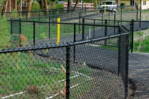 Photo #19: ALL SEASONS DECK AND FENCE. CHAIN LINK fence