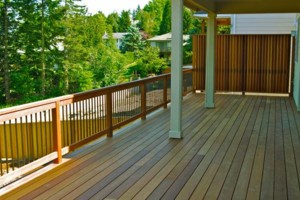 Photo #5: ALL SEASONS DECK AND FENCE. CHAIN LINK fence