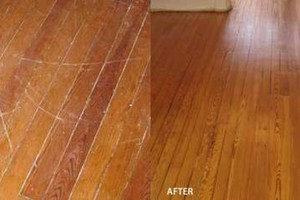 Photo #1: Bucovina Hardwood & Tile LLC. Refinishing / New flooring