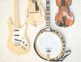 Photo #2: LEARN TO PLAY GUITAR, MANDOLIN, VIOLIN OR BANJO