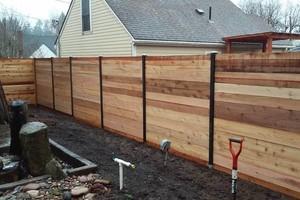 Photo #9: Soprano Fence, LLC. Fence Construction/ Reairs
