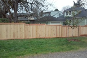 Photo #8: Soprano Fence, LLC. Fence Construction/ Reairs