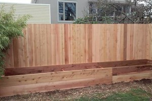 Photo #6: Soprano Fence, LLC. Fence Construction/ Reairs