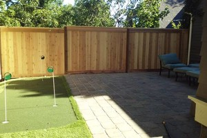 Photo #2: Soprano Fence, LLC. Fence Construction/ Reairs