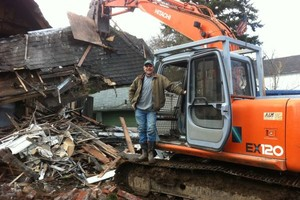 Photo #6: KLM Excavating Inc. Excavating, Demolition, Construction
