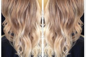 Photo #3: Womens Haircut & Deep Conditioning Treatment $99. Luxe Beauy Salon