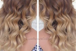 Photo #2: Womens Haircut & Deep Conditioning Treatment $99. Luxe Beauy Salon