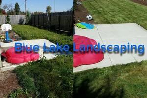 Photo #1: Blue Lake Landscaping