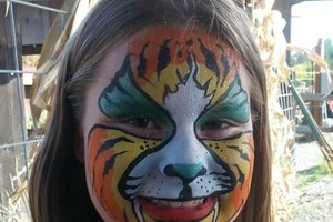 Photo #1: SweetFace. Professional, experienced Face Painter makes ANY party much more fun!