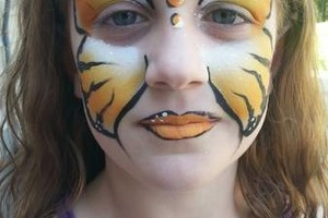 Photo #2: SweetFace. Professional, experienced Face Painter makes ANY party much more fun!