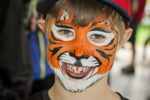 Photo #5: SweetFace. Professional, experienced Face Painter makes ANY party much more fun!