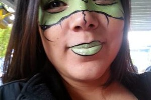 Photo #6: SweetFace. Professional, experienced Face Painter makes ANY party much more fun!