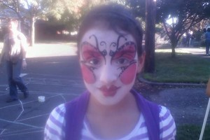 Photo #7: SweetFace. Professional, experienced Face Painter makes ANY party much more fun!