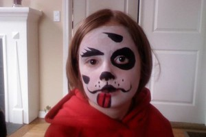 Photo #8: SweetFace. Professional, experienced Face Painter makes ANY party much more fun!