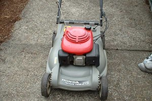Photo #3: Lawnmower repair