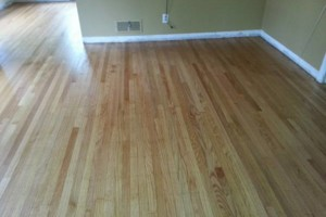 Photo #1: Hardwood Floors Refinished/ installed/ repaired. Petru Pui Construction