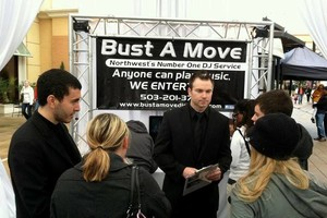 Photo #10: BUST A MOVE DJ SERVICES! $100 OFF OUR WEDDING PACKAGES