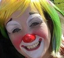 Photo #5: Bizzy the Clown. Balloons, Face Paint, Magic & Clowns!