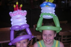 Photo #2: Bizzy the Clown. Balloons, Face Paint, Magic & Clowns!
