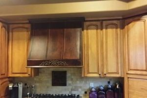 Photo #5: Cabinet restoration / Painting / Staining