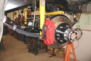 Photo #1: Landcruiser Specialties- Parts & Service