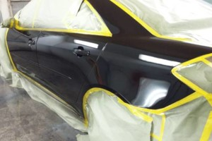 Photo #1: Affordable Auto Body & Paint - starting at $125 per panel!