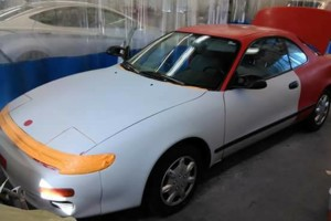 Photo #3: Affordable Auto Body & Paint - starting at $125 per panel!