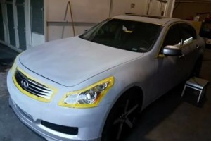Photo #5: Affordable Auto Body & Paint - starting at $125 per panel!