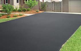 Photo #6: ASPHALT SEALCOATING, CRACK SEALING, STRIPING