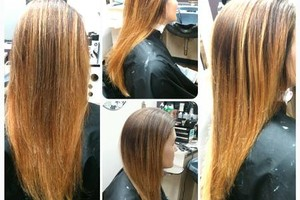 Photo #4: Hair by Addie. Color correction $100-$150 per great