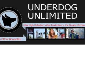 Photo #1: Underdog Unlimited, videography & editing